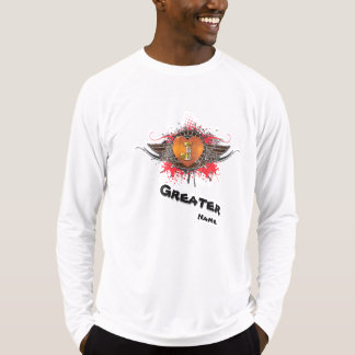 T-shirt Plus grand