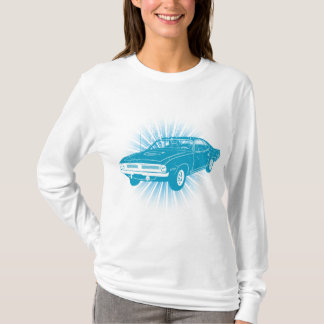 T-shirt Plymouth 1970 Hemi Cuda
