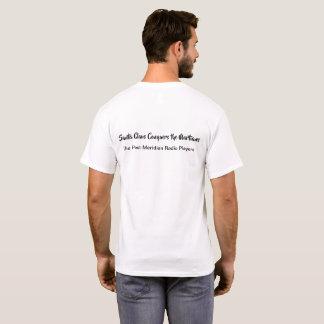 """T-shirt PMRP le """"père noël pièce en t conquiert Martien"""""""