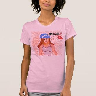 T-shirt PMS approuvé
