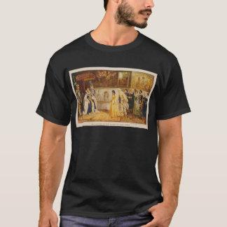 T-shirt Pocahontas à la cour du Roi James par Rummels