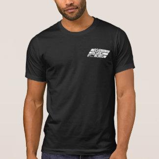 T-shirt Poids sur l'obscurité