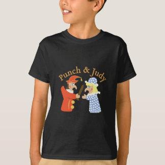 T-shirt Poinçon et Judy