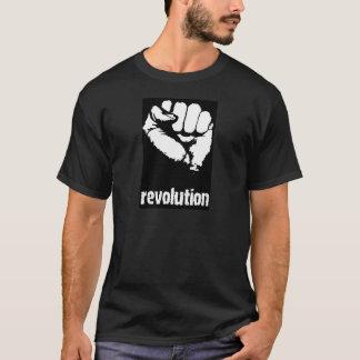 T-shirt Poing augmenté par révolution