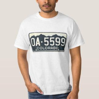 T-shirt Point de disparaition - OA-5599