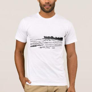 T-shirt Point de surfers de Ventura