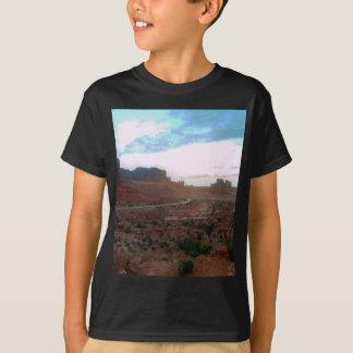 T-shirt Point de vue de parc national de voûtes