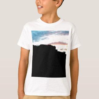 T-shirt Point de vue Su de montagnes de sel de La de parc