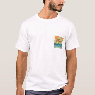 T-shirt Poissons de vol de Catalina
