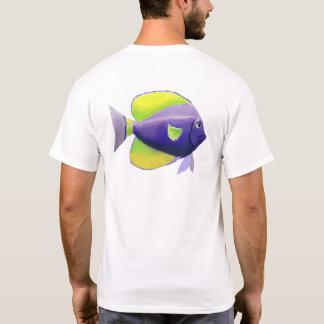 T-shirt Poissons tropicaux 03