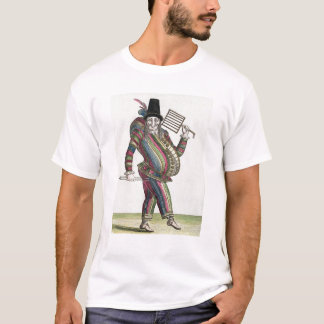 T-shirt Polichinelle