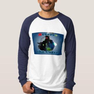 T-shirt Pollution renversée