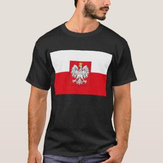 T-shirt polonais