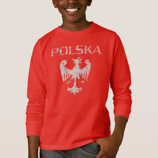 T-shirt Polonais de Polska Eagle