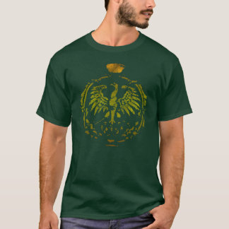 T-shirt polonais d'Eagle