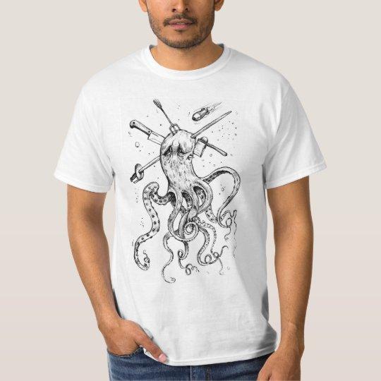 T-shirt Polpo Killer