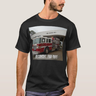 T-shirt Pompiers de Beaumont