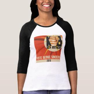 T-shirt Ponceuses de Bernie pour le président