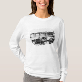 T-shirt Pont d'Augustus, Dresde, c.1910