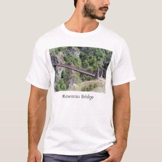 T-shirt Pont de Kawarau en Nouvelle Zélande
