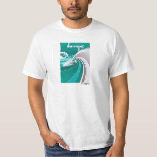T-shirt poopy de tube de thérapie