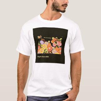 T-shirt *PoP Flowers* précolombien