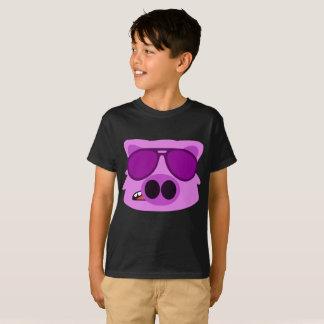 T-shirt Porc sauvage