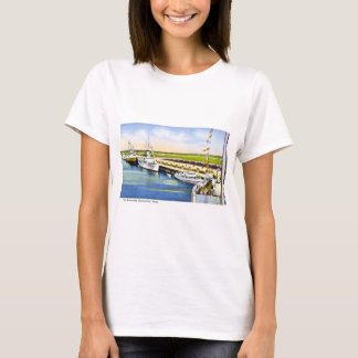 T-shirt Port Brownsville, Brownsville, le Texas