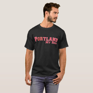 T-shirt Portland mon capot