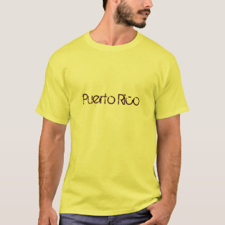 T-shirt Porto Rico