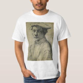 T-shirt Portrait d'Andrea Quaratesi par Michaël Angelo