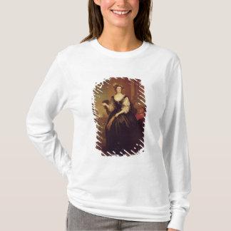 T-shirt Portrait d'Anne Howard, Madame Yonge (huile sur la