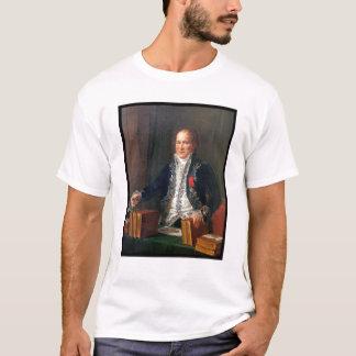 T-shirt Portrait d'Antoine Francois de Fourcroy