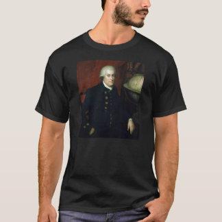 T-shirt Portrait de capitaine George Vancouver