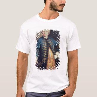 T-shirt Portrait de Carlo Farinelli, la 'IL Ragazzo