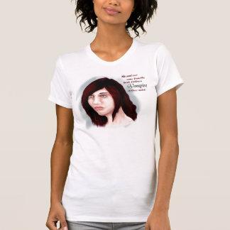 T-shirt Portrait de Celeste