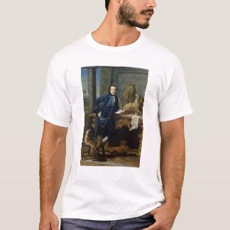 T-shirt Portrait de Charles John Crowle de Crowle