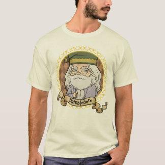 T-shirt Portrait de Dumbledore d'Anime