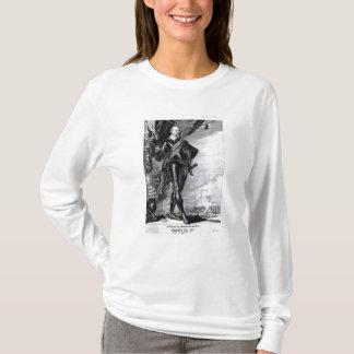 T-shirt Portrait de Gustavus Adolphus le grand