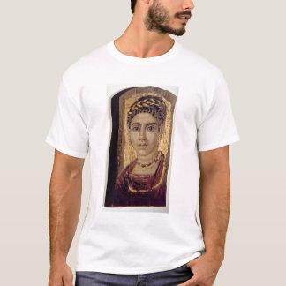 T-shirt Portrait de maman d'une femme, de Fayum,