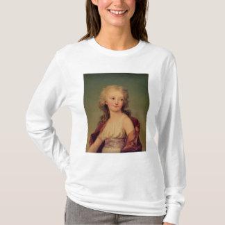 T-shirt Portrait de Marie-Therese Charlotte de la France