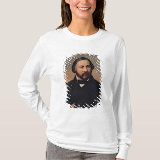 T-shirt Portrait de Mikhail Ivanovich Glinka, 1850s