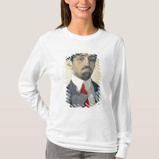 T-shirt Portrait de Mikhail Kuzmin, 1909