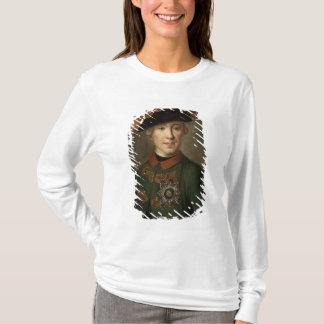 T-shirt Portrait de tsar Peter III