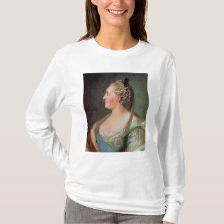 T-shirt Portrait d'impératrice Catherine II le grand