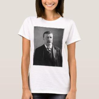 T-shirt Portrait du Président Theodore Roosevelt des