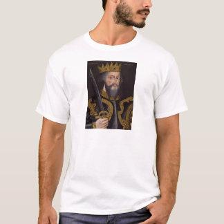 T-shirt Portrait du Roi William I The Conqueror
