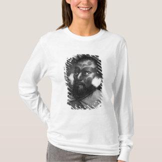 T-shirt Portrait d'un homme de la Nouvelle Zélande