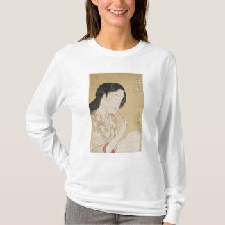 T-shirt Portrait d'une femme
