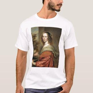 T-shirt Portrait d'une femme 2